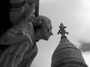 Gargoyles of Paris