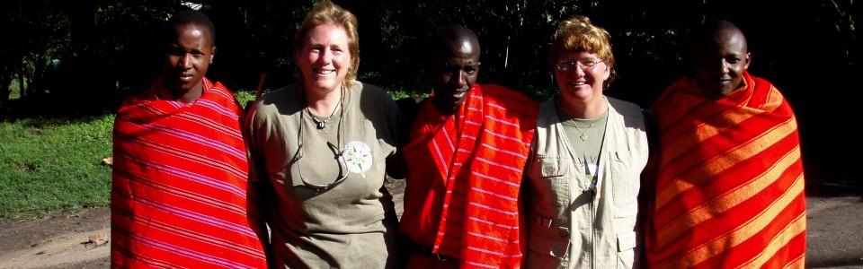 Night With The Maasai